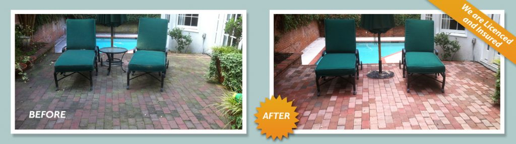 Port St. Lucie Pressure washing